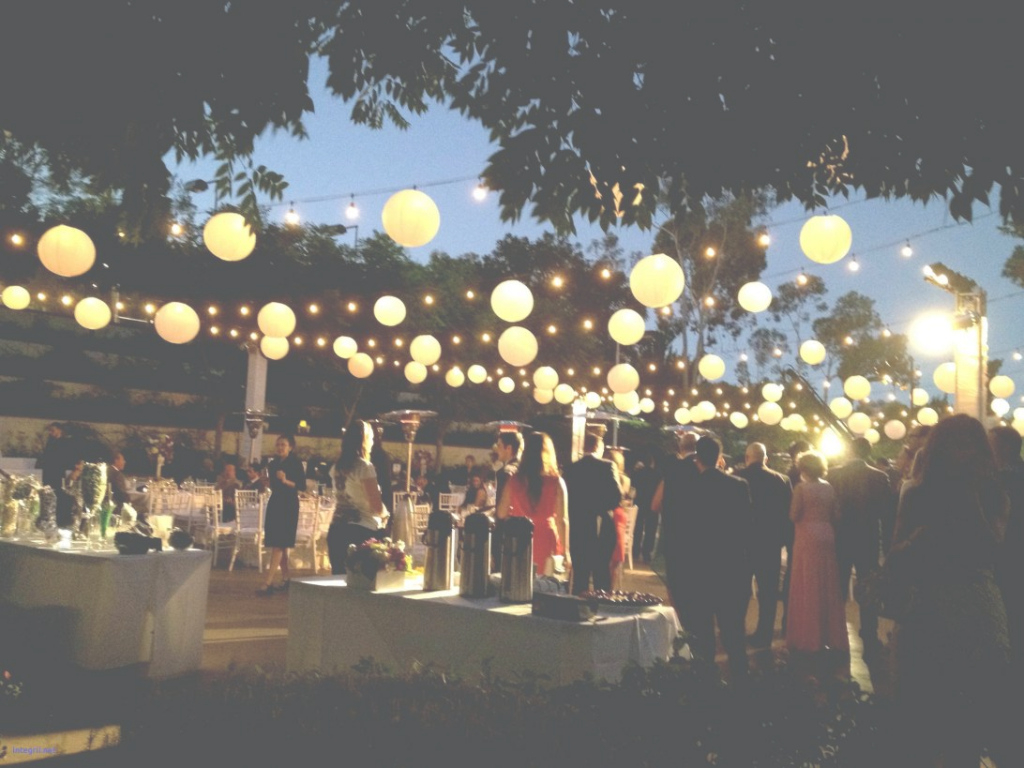 Beautiful Backyard Party Lights Awesome Wedding Lighting Ideas String For intended for Backyard Party