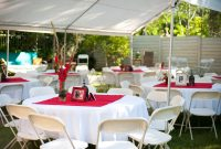 Beautiful Backyard Small Backyard Wedding Reception Ideas Special Backyard with Fresh How To Plan A Backyard Wedding