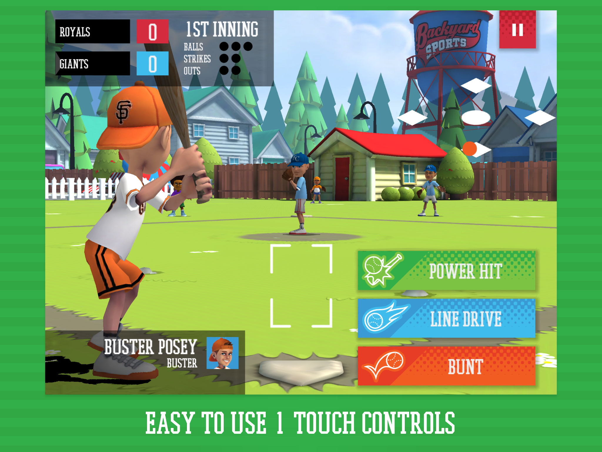 Beautiful Backyard Sports Baseball 2015 throughout Backyard Sports Characters