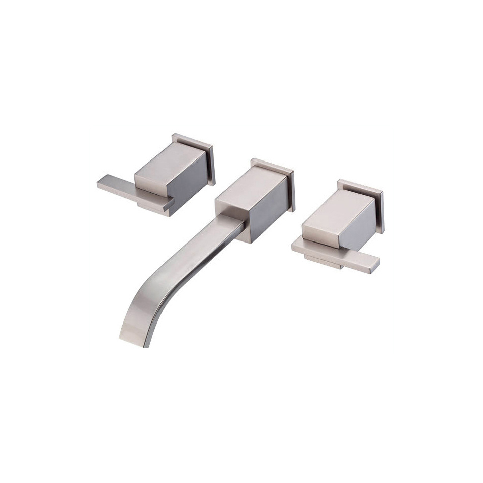 Beautiful Bath4All - Danze D316244Bnt Brushed Nickel Wall Mounted Bathroom with Best of Wall Mounted Bathroom Faucets Brushed Nickel
