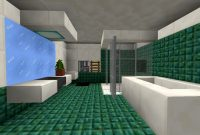 Beautiful Bathroom Design In Minecraft 59 With Bathroom Design In Minecraft pertaining to Review Minecraft Bathroom Ideas