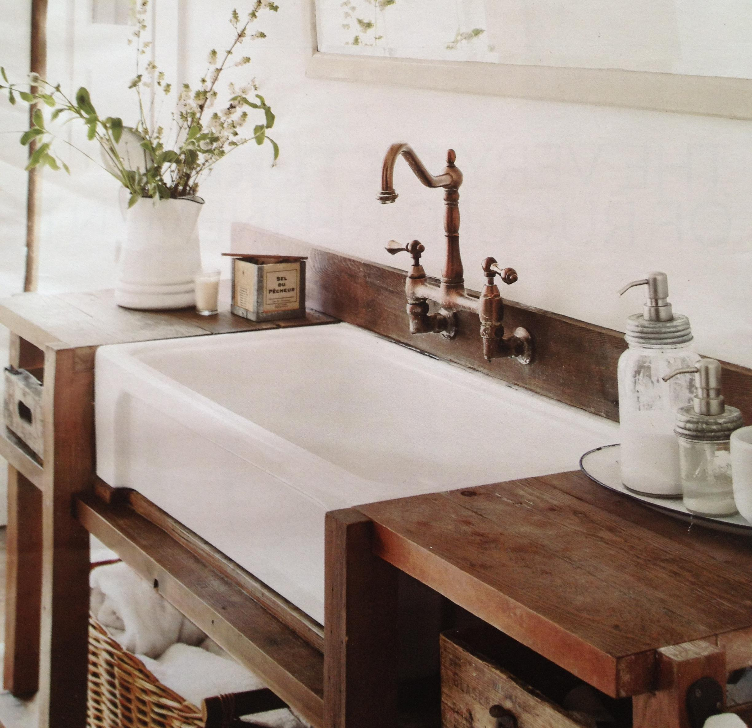 Beautiful Bathroom Vanities Rustic Bathroom Vanity Farmhouse Sink Bathroom pertaining to Good quality Bathroom Farm Sink Vanity
