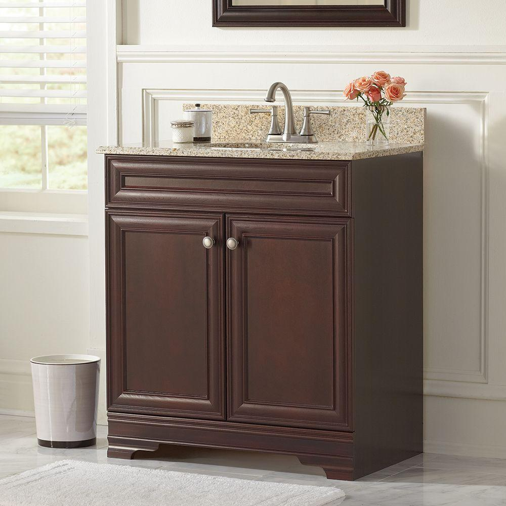 Beautiful Bathroom Vanity Ideas Home Depot : Top Bathroom - Bathroom Vanity Ideas within Home Depot Vanities For Bathrooms