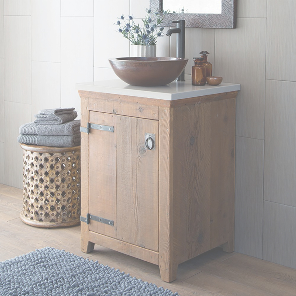 Beautiful Bathroom Vanity : Rustic Mexican Bathroom Vanity Home Base Inch intended for Bathroom Vanity Rustic
