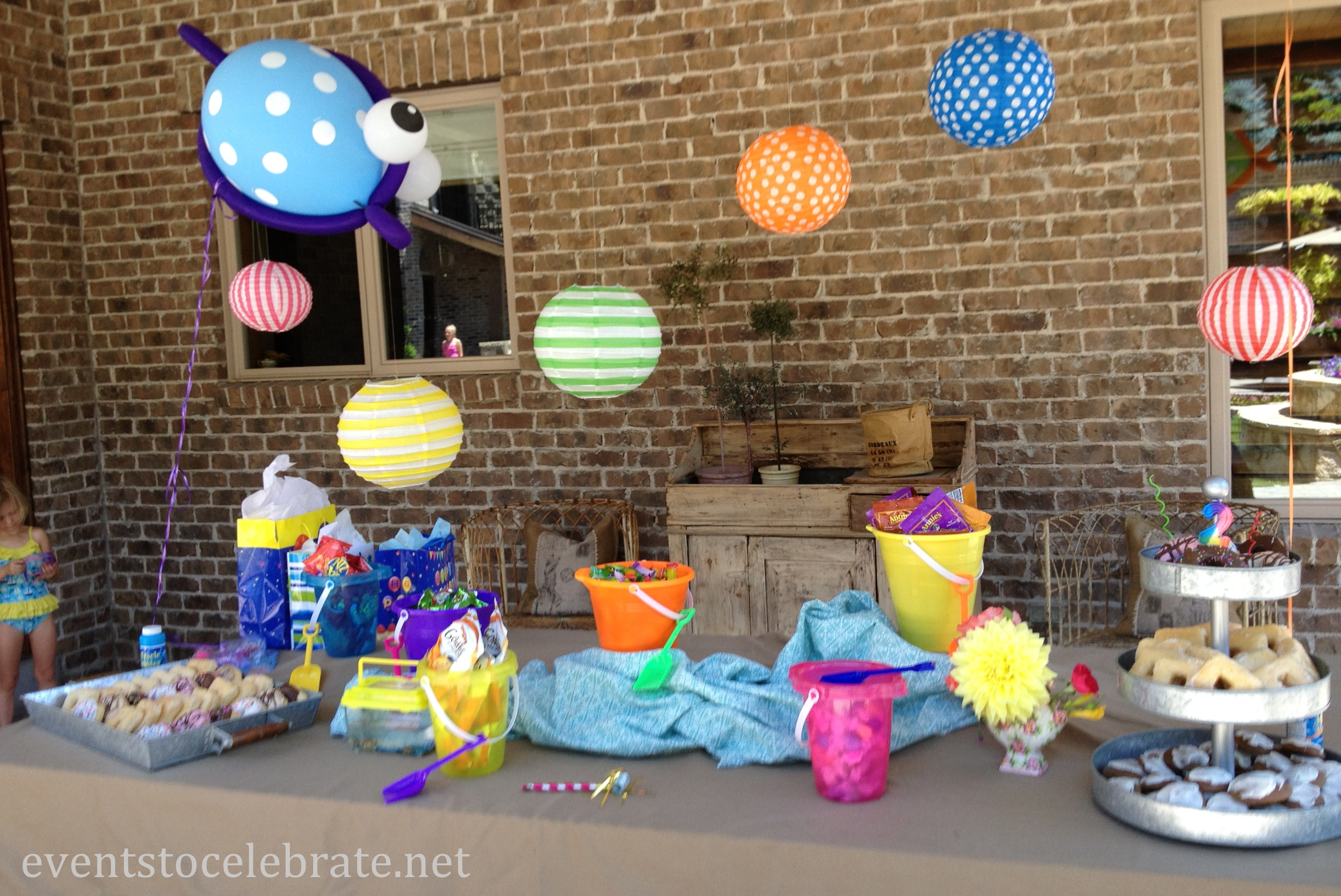 Beautiful Beach Balls Archives - Events To Celebrate! within Fresh Beach Theme Party Decorations
