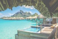 Beautiful Best Overwater Bungalows | Jetset with Hawaii Overwater Bungalows