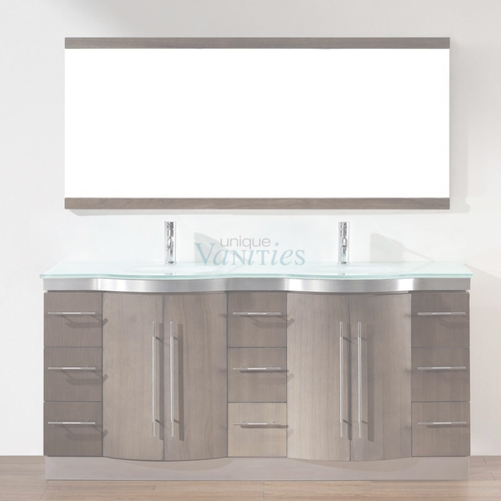 Beautiful Better 72 Inch Bathroom Vanity Double Sink With Choice Of Top In regarding Best of Bathroom Vanity 72 Double Sink