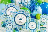 Beautiful Blue And Green Baby Shower My Favorite Color Combinations Lime with regard to Blue And Green Baby Shower