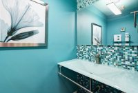 Beautiful Blue Bathroom Ideas Basement Bathroom Ideas On Budget Low Ceiling with regard to Blue Bathroom Photos