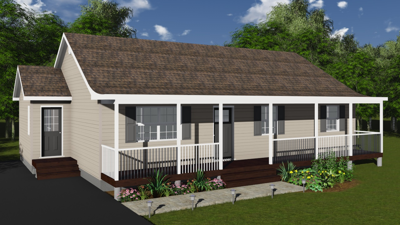 Beautiful Bungalow Floor Plans | Modular Home Designs | Kent Homes intended for Bungalow Homes