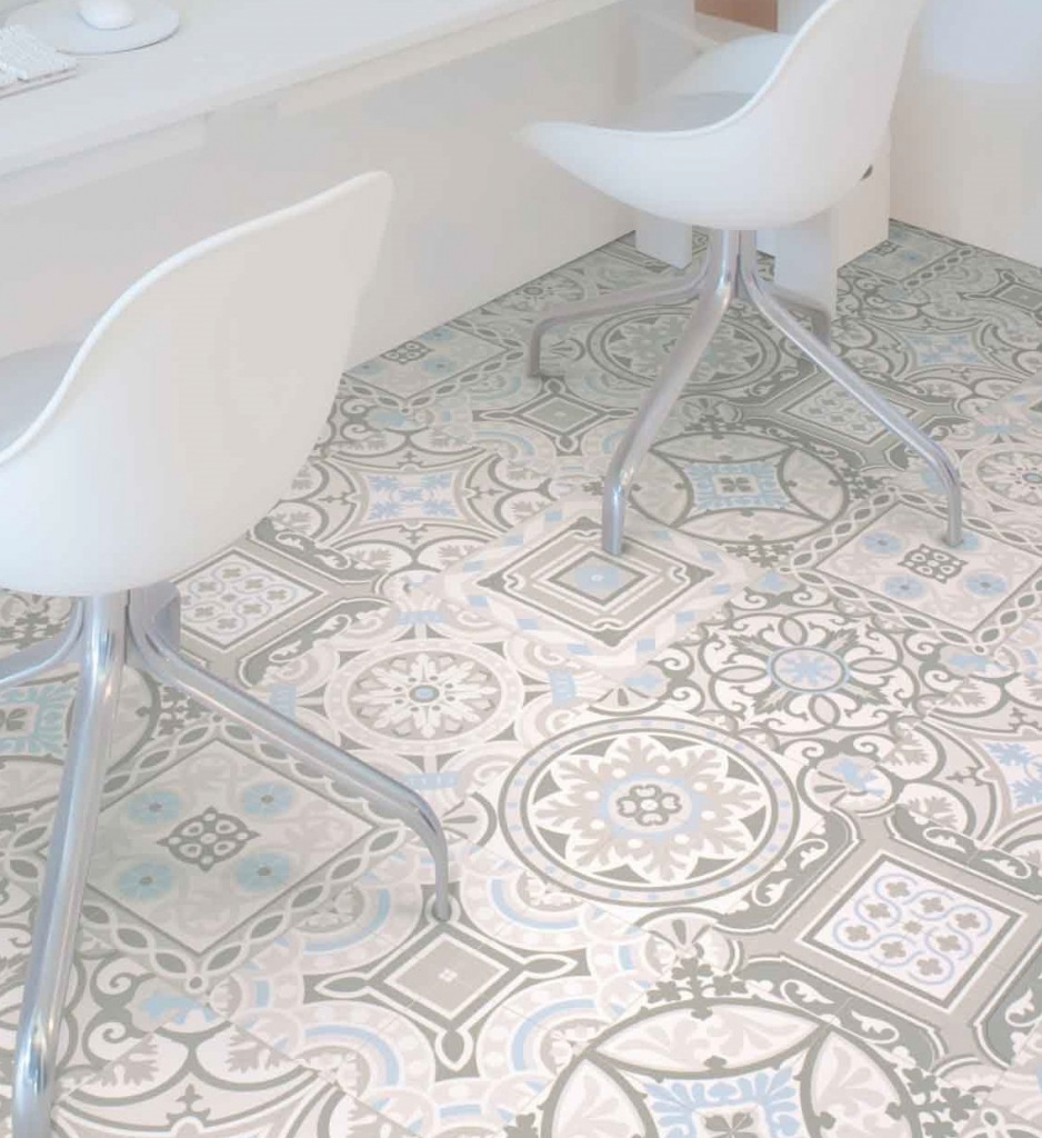 Beautiful Can I Lay Sheet Vinyl Over Floor Boards? / Our Blog | Best4Flooring Uk in Blue Bathroom Lino