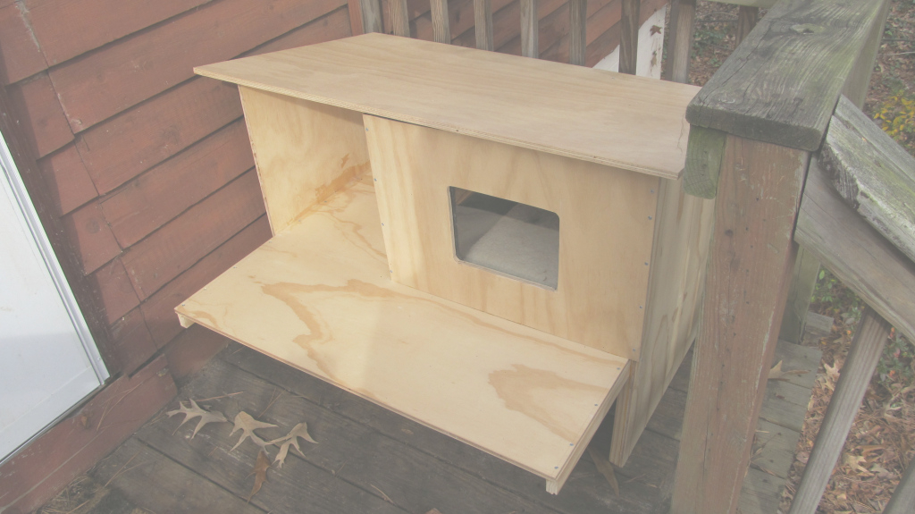 Beautiful Cat House Plans Regarding Outdoor Heated Album On Imgur Ideas Diy throughout Lovely Cat House Plans Pdf