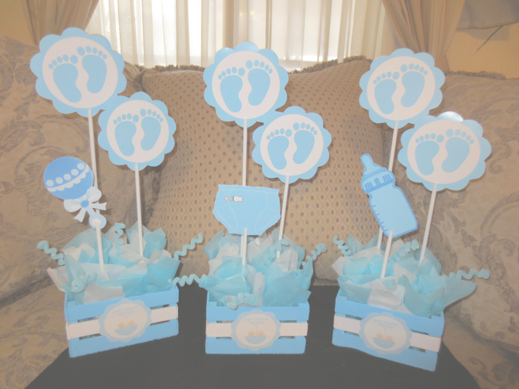Beautiful Centros Mesa Para Baby Shower Con Siluetas Centrodemesa Decoration throughout Awesome Mesa Para Baby Shower