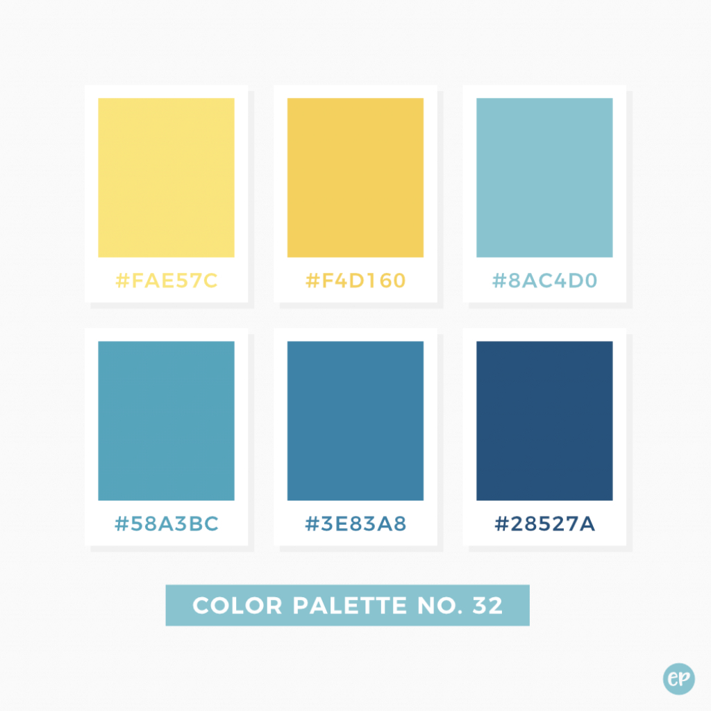 Beautiful Color Palette No. 32 | Design Color, Color Interior And Color intended for 32 Color Palette