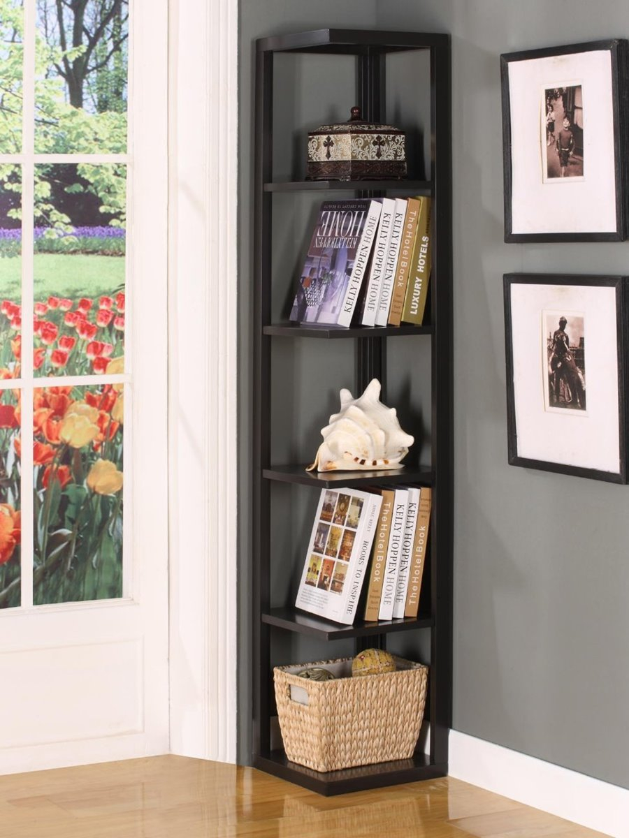 Beautiful Corner Shelving For Living Room for Elegant Corner Shelves For Living Room
