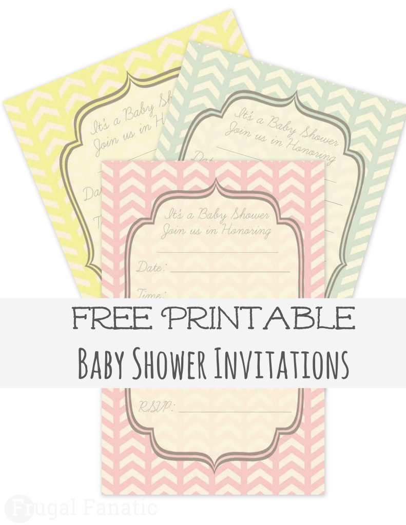 Beautiful Cozy Free Printable Baby Shower Invitation Templates As in Free Printable Baby Shower