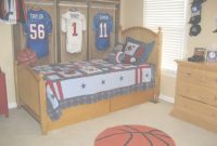 Beautiful Creative Baseball Theme Boys Room Decor – Sports Bedroom Decorating for Awesome Sports Themed Bedroom Decor