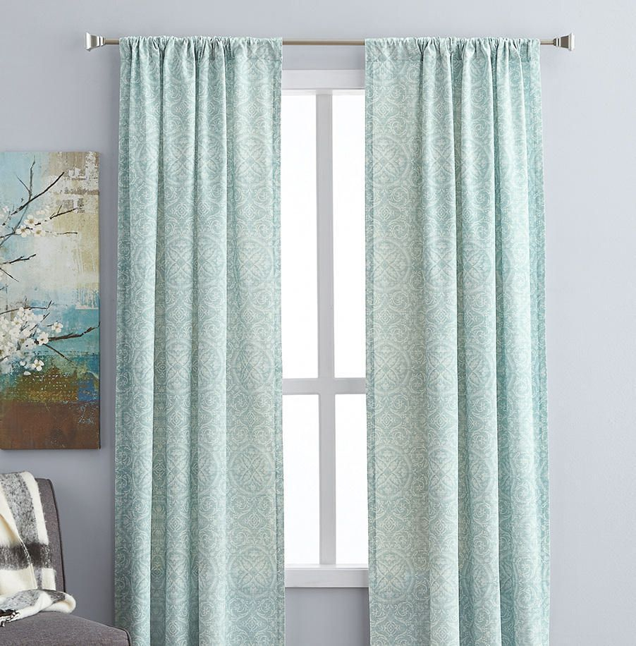 Beautiful Curtain Hanging Hooks Drapery Hooks And Rings Curtains With Pin throughout Walmart Living Room Curtains