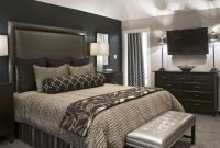 Beautiful Decorating With Grey Furniture Bedroom:dark Gray Bedroom Master pertaining to Bedroom Gray