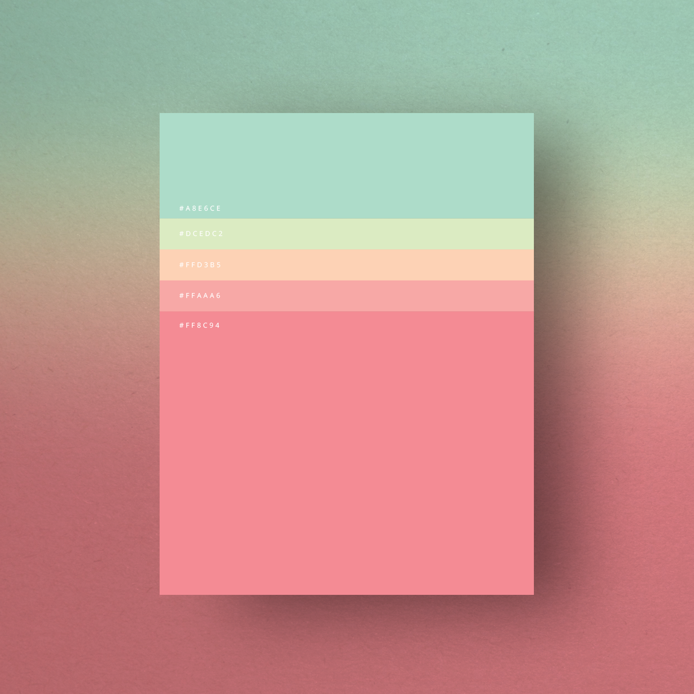 Beautiful Design Crush | A Minimalist Poster Color Palette intended for Lovely Color Palette