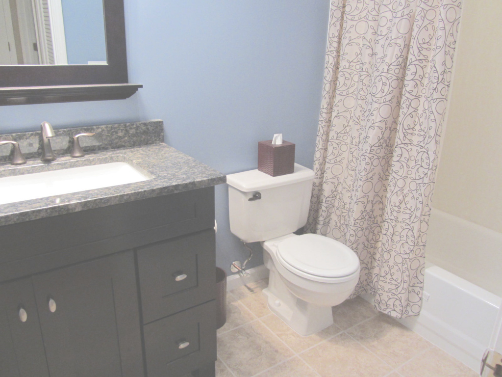 Beautiful Diy Bathroom Remodel In Small Budget - Allstateloghomes within Unique Inexpensive Bathroom Remodel Ideas
