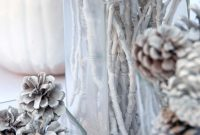 Beautiful Diy, Beautiful For Winter Decor! This Is Exactly What I Imagined The regarding Winter Decorations Diy