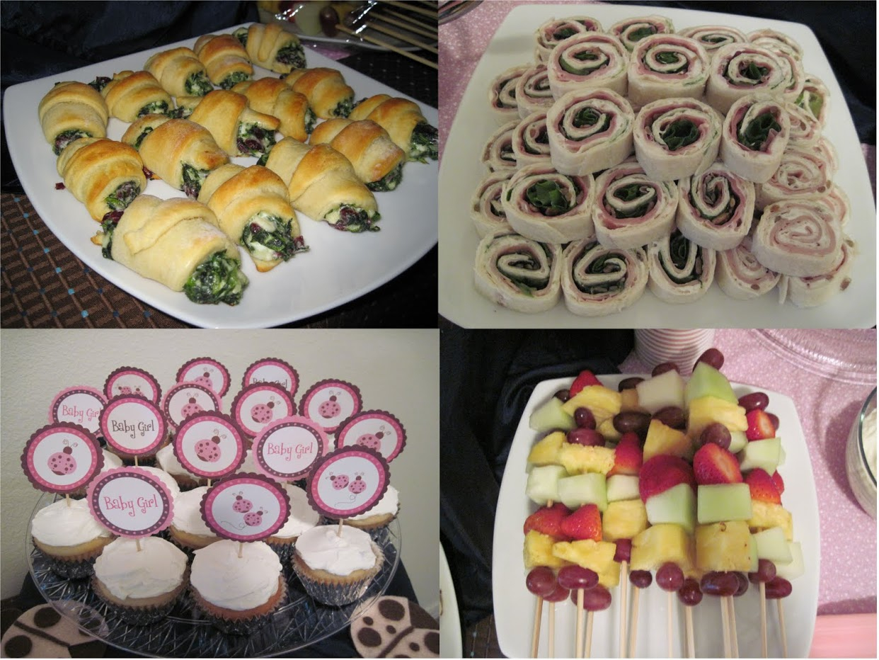 Beautiful Easy Baby Shower Food Ideas | Omega-Center - Ideas For Baby regarding Elegant Baby Girl Shower Food Ideas