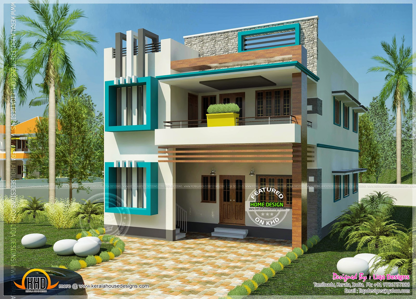 Beautiful Exterior Design Simple Interiors For Indian Homes Home Design Ideas regarding Indian Home Exterior Design