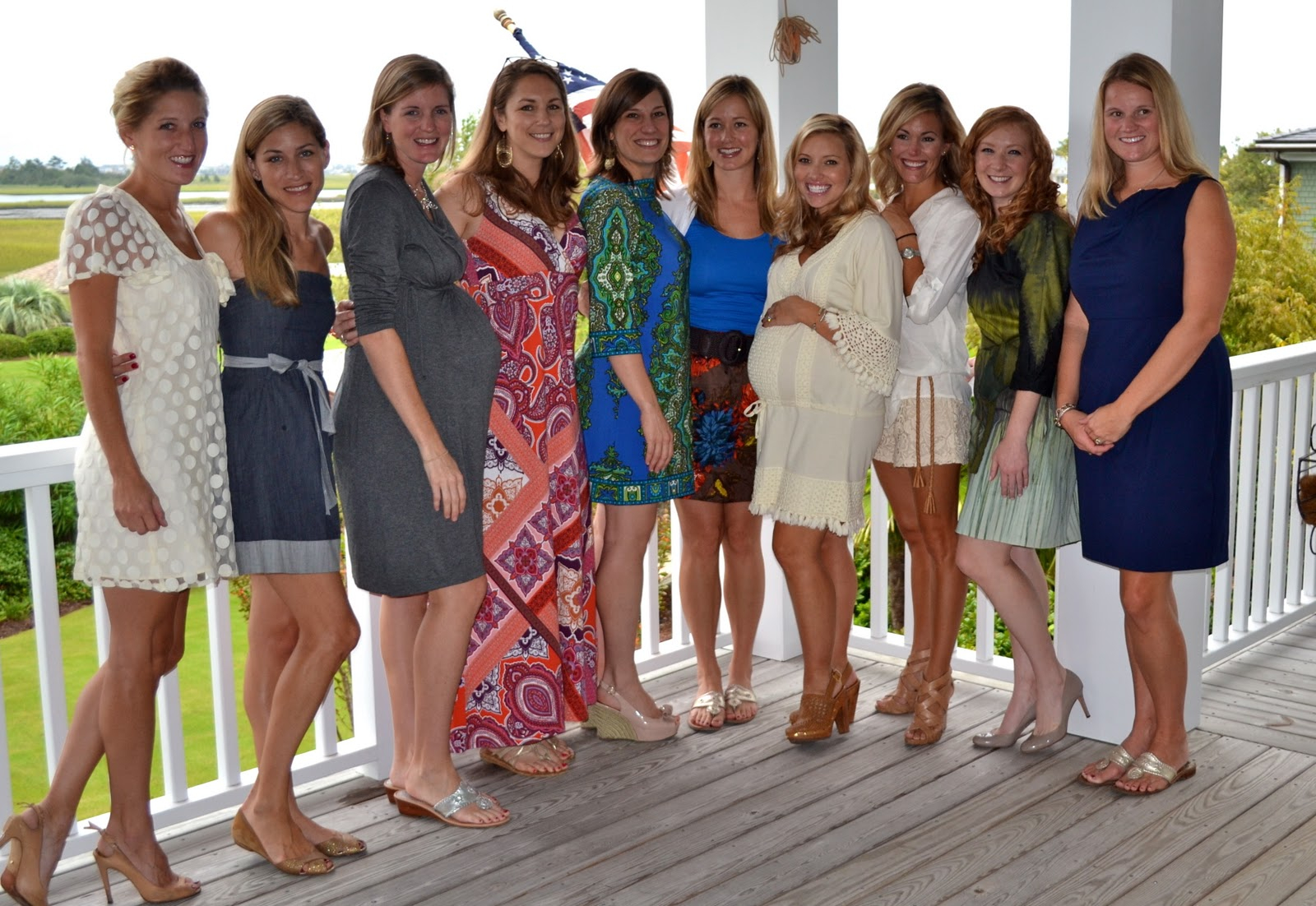 Beautiful Fifi Cheek: Baby Shower regarding Lovely What To Wear At A Baby Shower