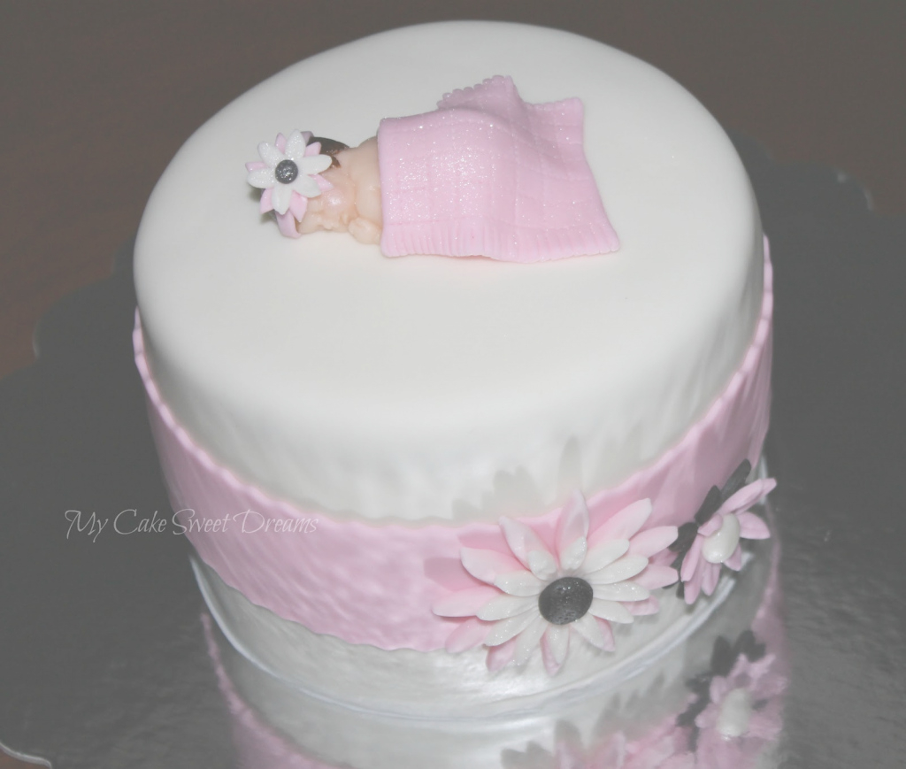 Beautiful Girl Baby Shower Cake Ideas | Omega-Center - Ideas For Baby for Baby Girl Shower Cake Ideas