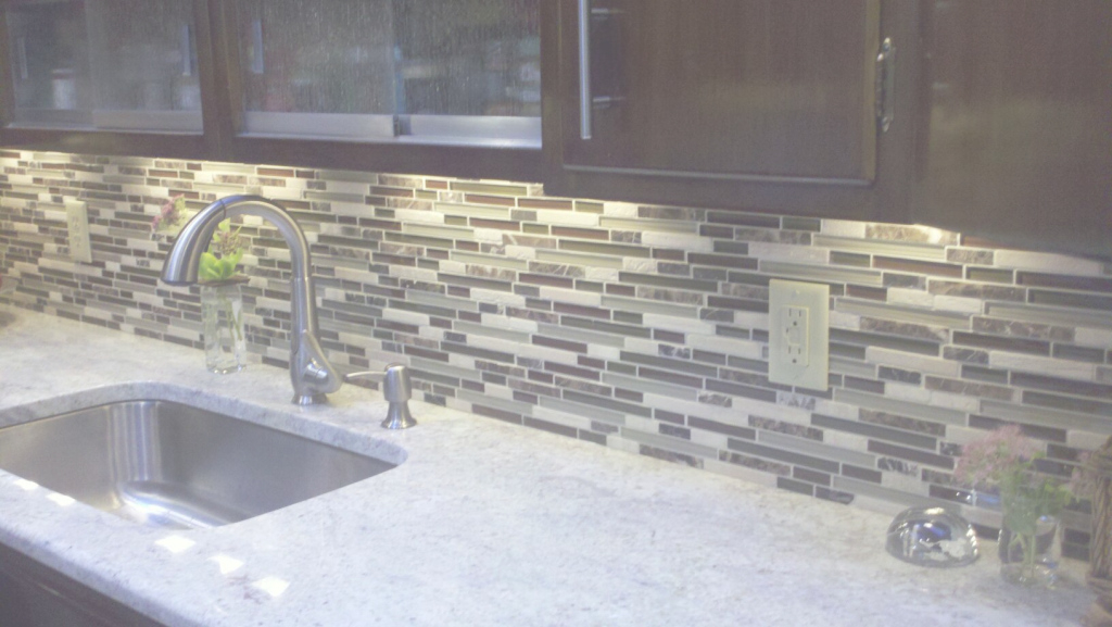 Beautiful Grouting Kitchen Backsplash Modern Grout Color Intended For 5 pertaining to How To Grout A Backsplash