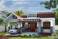 Beautiful Home Plan Small House Kerala Design Floor Plans Home Building within Kerala House Design With Floor Plans