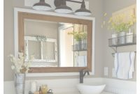 Beautiful Honest Review Of My Chalk Painted Bathroom Vanities throughout Painted Bathroom Vanity