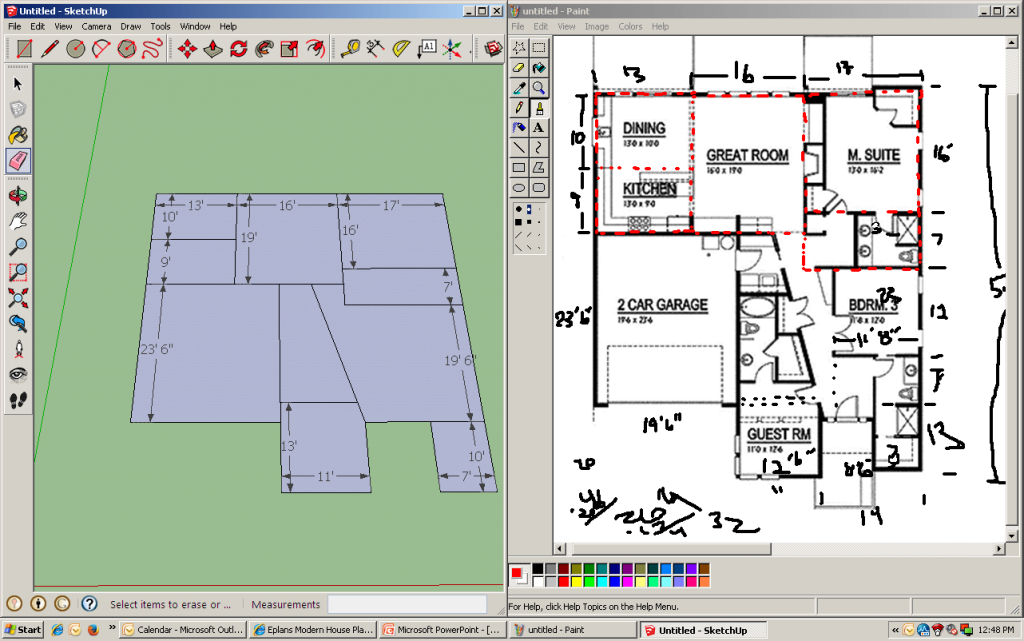 Beautiful House: Image Of Google Sketchup House Plans Download: Google with Google Sketchup House Plans Download Image
