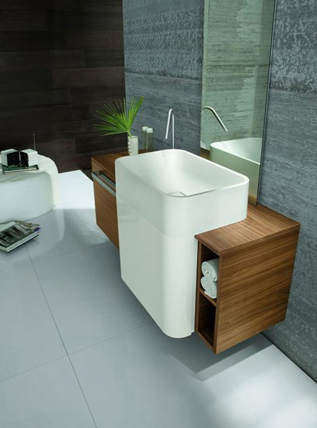 Beautiful How To Choose A Sink For Your Small Bathroom | 卫生间 | Pinterest pertaining to New Designer Bathroom Sinks