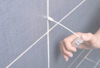 Beautiful How To Clean And Re Grout Bathroom Tile: 8 Steps (With Pictures) within How To Regrout Kitchen Tile