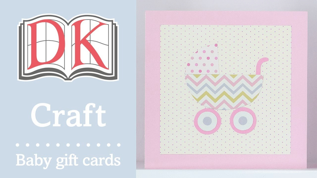 Beautiful How To Make A Handmade Baby Shower Card - Youtube with High Quality Baby Shower Cards
