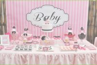 Beautiful Ideas Para Baby Showers Best Of Decoracion De Mesa Para Baby Shower in Awesome Mesa Para Baby Shower