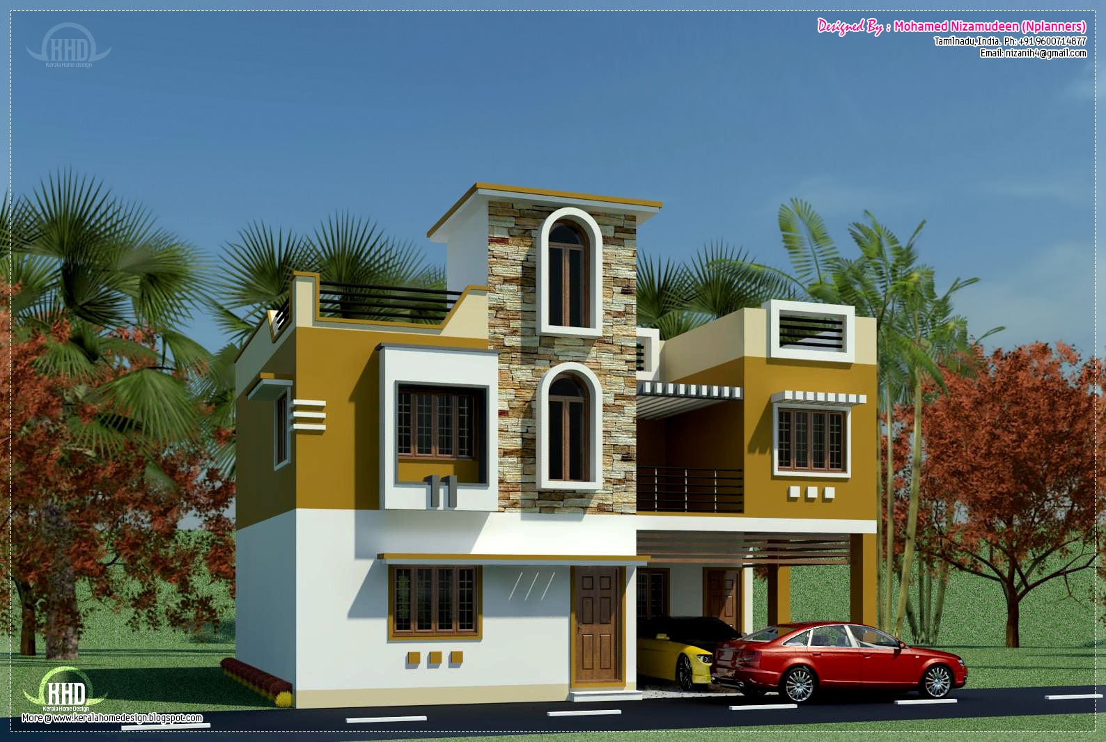 Beautiful Indian Home Design Photos Exterior Decor | Welcome To My Site with regard to Indian Home Exterior Design