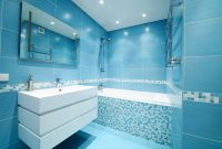 Beautiful Inspirational Blue Bathroom Design Simple Light Blue And White with regard to High Quality Blue Bathroom Photos
