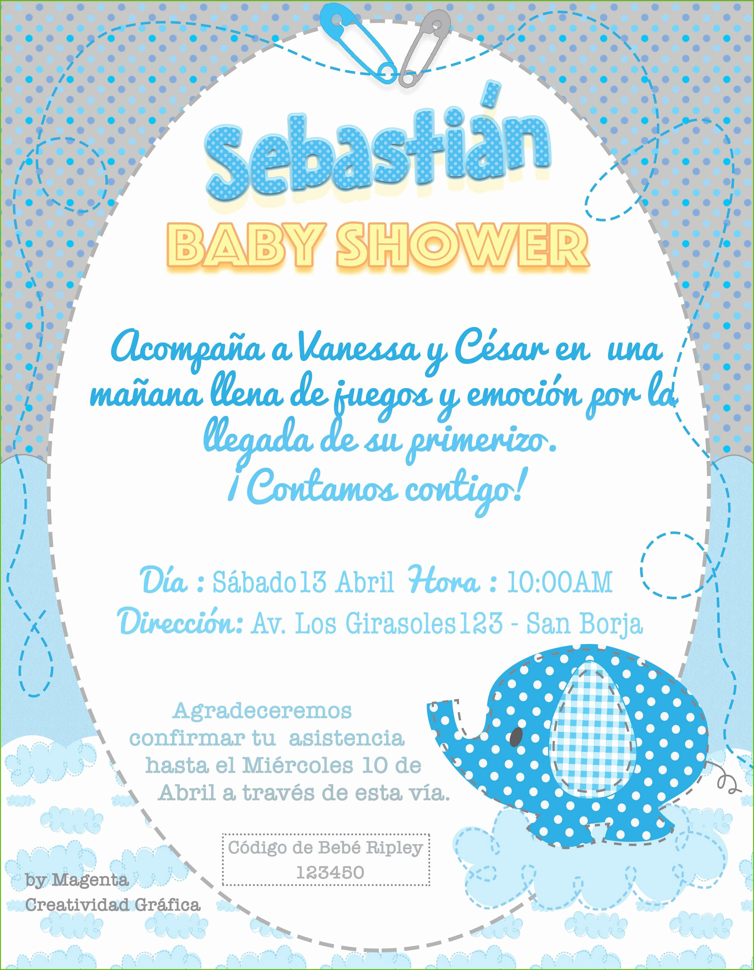 Beautiful Invitaciones De Baby Shower Niño Best Invitaciones Para Baby Shower intended for Invitaciones Para Baby Shower De Niño