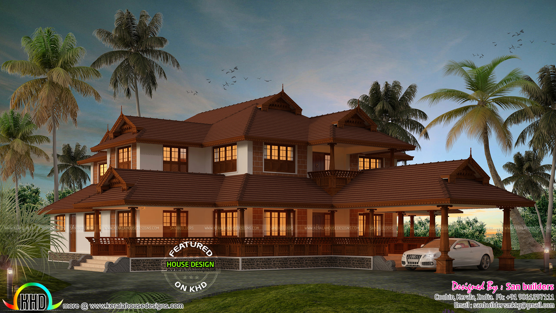 Beautiful Kerala Traditional House Plans With Photos Fresh Stylish Ideas with regard to Kerala Traditional House Plans With Photos