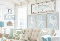 Beautiful Living Room : Beach Cottage Decorating Ideas Living Rooms Coastal regarding Best of Beach Living Room Furniture
