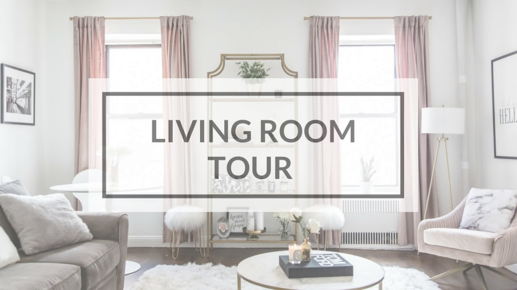 Beautiful Living Room Tour | Nyc Apartment Tour 2017 - Youtube with Living Room Nyc