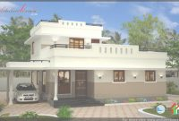 Beautiful Low Cost 3 Bedroom Kerala House Plan With Elevation – Free Kerala in Best of Kerala Style House Plans With Cost
