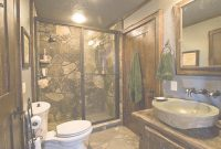 Beautiful Luxury Cabin Bathroom Ideas Rustic Cabin Bathrooms, Bath, Luxury intended for Best of Cabin Bathroom Ideas