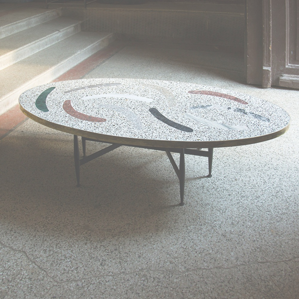 Beautiful Magic Stone Boomerang Coffee Table | Rooms | The Future Perfect throughout Magic Coffee Table