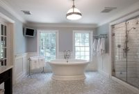Beautiful Master Bathroom Designs | Home Design Trends 2018 pertaining to Awesome Master Bathroom Decorating Ideas