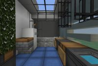 Beautiful Minecraft Bathroom Ideas Lovely The Gallery For Minecraft Modern inside Review Minecraft Bathroom Ideas