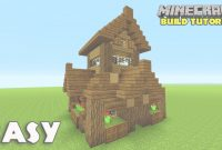 Beautiful Minecraft: How To Build A Small Survival House Tutorial (Easy regarding Minecraft Small Cool Houses